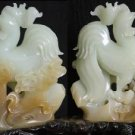 China real Hetian jade quality A
