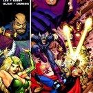 Marvel Comics AVENGERS CLASSIC 7 Lee Kirby Blair Avon Oeming Art Adams CAPTAIN AMERICA IRON MAN THOR