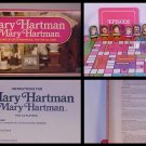 MARY HARTMAN louise VINTAGE lasser FERNWOOD soap y GAME