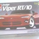 VIPER dodge ERTL rt/10 amt kit ~FREE SHIP~ sealed MODEL