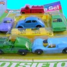 TOOTSIETOY tootsie 60's SERVICE center toy card PLAYSET