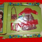 BLYTHE kenner DOLL boutique VINTAGE priceless 1972 parfait OUTFIT playset IN original PACKAGE
