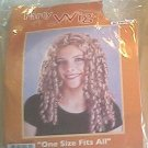 CURLY bo peep SHIRLEY TEMPLE ringlet BLONDE costume WIG