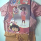 DORA the EXPLORER ships FREE backpack 4/6 'wig' COSTUME