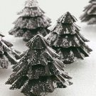 MARTHA new free shipping STEWART christmas CHOCOLATE tree mold MOLDS