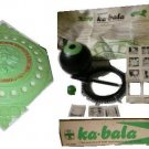 KABALA ka bala VINTAGE teller FORTUNE tarot card? TRANSOGRAM glow in dark occult GAME