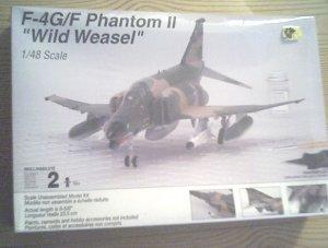 IMMA plane WEASEL II wild PHANTOM kit 1/48 sealed MODEL