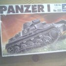 ITALERI model PANZER 1 1/35 kit $0sh SEALED tank MODEL