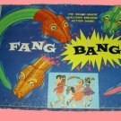 FANG BANG rare box VINTAGE witch FREE SHIPPING doctor SNAKE mask GAME lot of 2