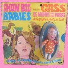 SHOWBIZ vintage BABIES show biz the MAMAS and papas CASS elliott JOHN denny MICHELLE all 4 set DOLL