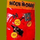 MOON on card McDARE compass SPACEMAN binoculars PLAYSET