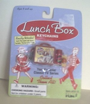 HAPPY vintage DAYS replica LUNCH BOX thermos KEY CHAIN