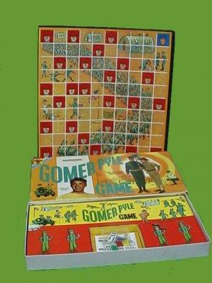 GOMER PYLE usmc tv VINTAGE show JIM NABORS complete BOARD toy GAME