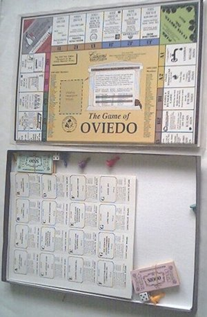 OVIEDO florida MONOPOLY ish DEALER wheeler the of GAME