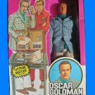 SIX MILLION DOLLAR MAN goldman OSCAR in BOX the FIGURE smdm BOSS vintage DOLL