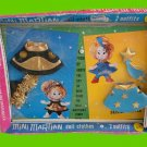 MINI MARTIANS martian doll VINTAGE swedlin sets OUTFIT on with 'SEALED card CARDED 'huge' LOT!