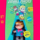 NIFTY NAN with SKATES vintage CARDED iop hot wheels SMALL SHOTS ramp DOLL