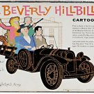 BEVERLY the HILLBILLIES auto? donna douglas? signed? PLAYSET game COLORFORMS