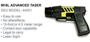 TASER M18L