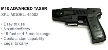 TASER M18