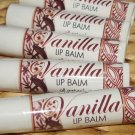 Natural Luscious Lip Balm - Vanilla