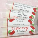 Natural Luscious Lip Balm - Cherry
