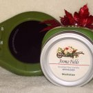 CANDLE GIFT SET - Mistletoe Scented Wickless Soy Candle & Warming Plate