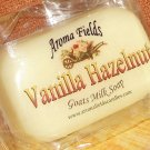Vanilla Hazelnut - All Natural Goat Milk Soap