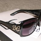 New 2015 DG308 Black, Silver Fashion Sunglasses
