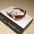 NEW 2015 Tortoise Shell with Gold DG44 Womens Fashion Sunglasses FREE SHIPPING!