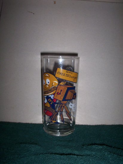Mayor McCheese Glass