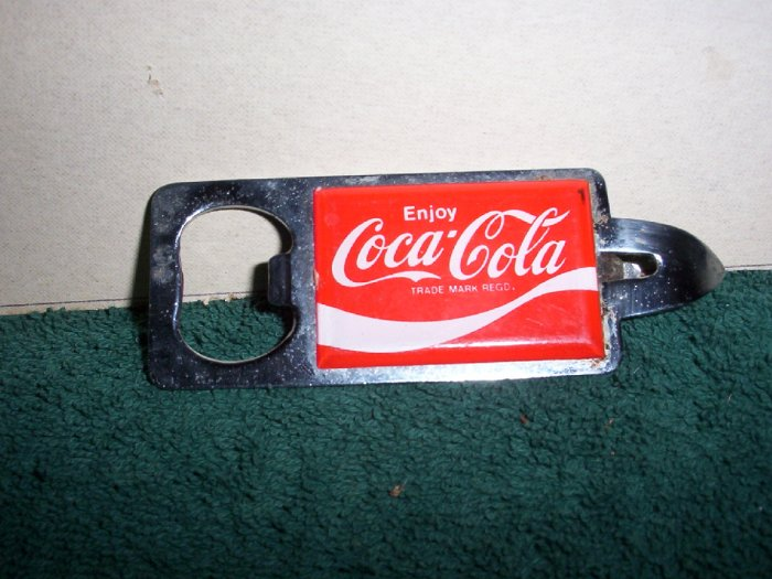 Coca Cola Can Opener