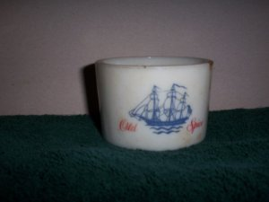 Vintage Old Spice Shaving Mug