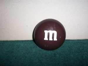 Brown M and M Tin