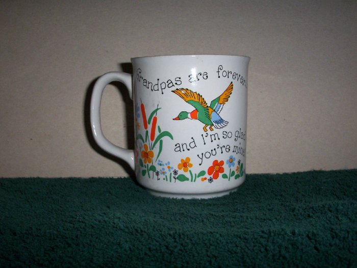 Grandpa Mug  Very Early 70s Design