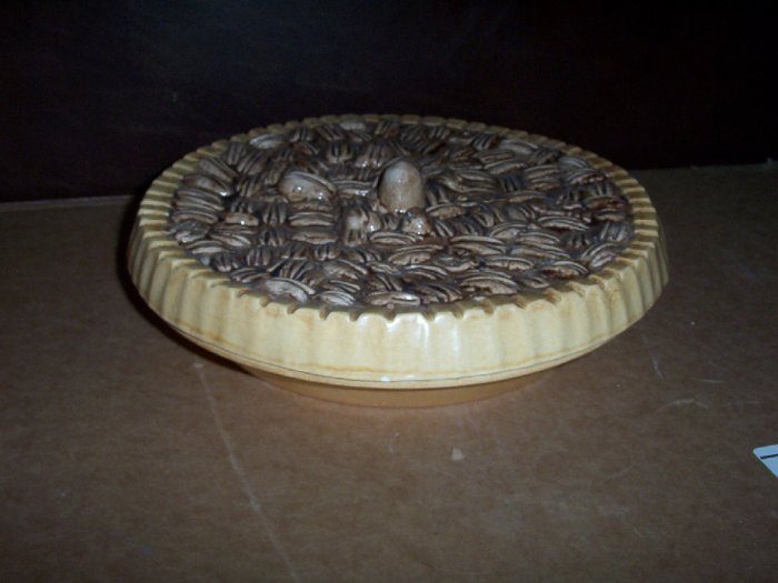 Pecan Pie Plate 2 Piece Set