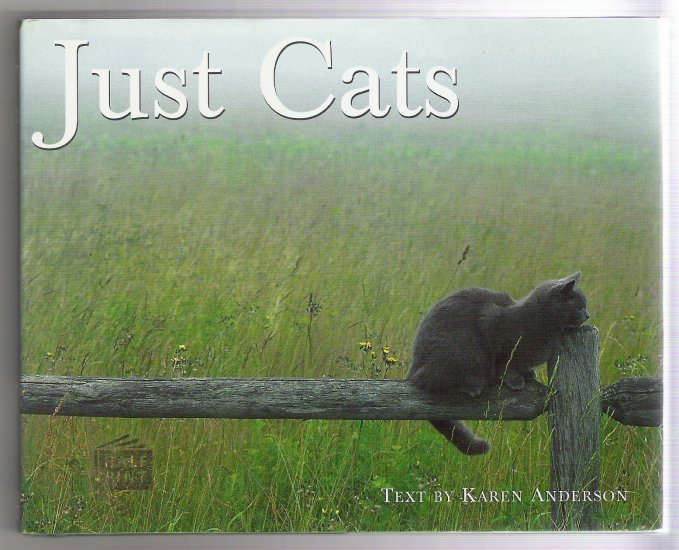 Just Cats  A Wonderful Small Coffee Table Book