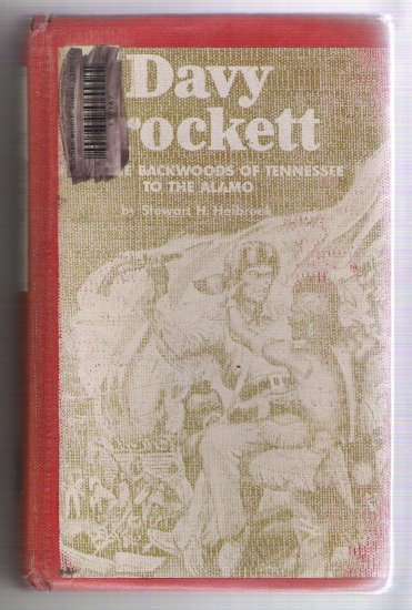 1955 Edition of Davy Crockett