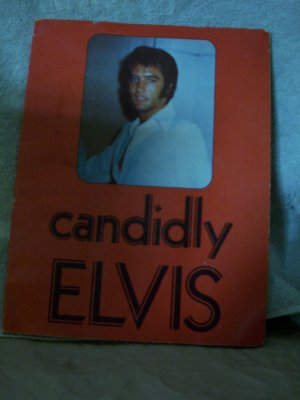 Candidly Elvis Book