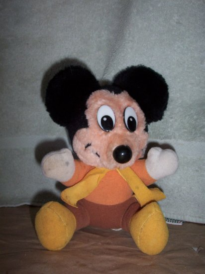 Mickey Mouse from Mickeys Christmas Carol