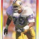1990 Score Rookie  Dennis Brown