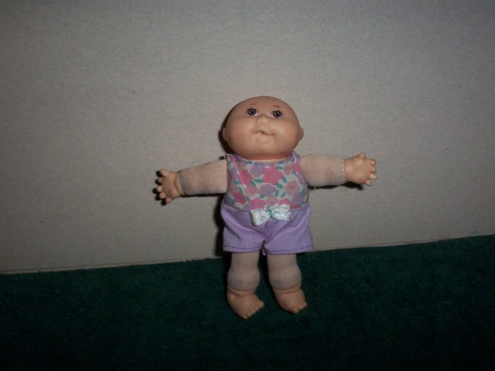Original Mini Cabbage Patch Doll