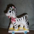 Adorable Zebra Planter