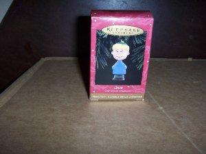 Linus Keepsake Ornament