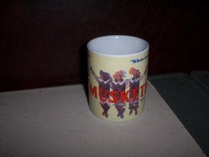 3 Musketters Mug