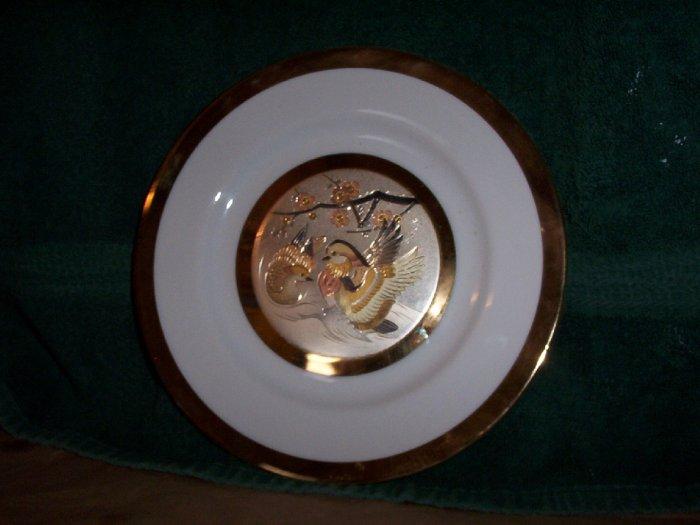 Small Chokin Plate