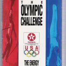 Texaco Presents the Olympic Challenge VHS Tape