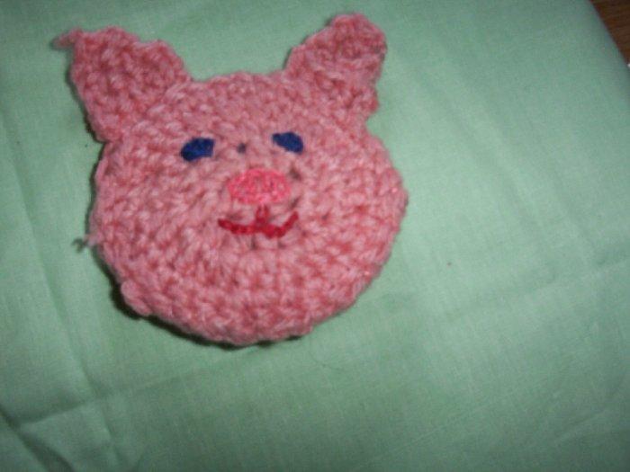 Lil Piggy Catnip Critter