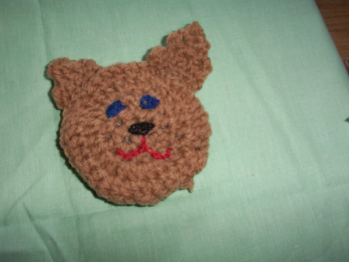 Lil Brown Bear Catnip Critter