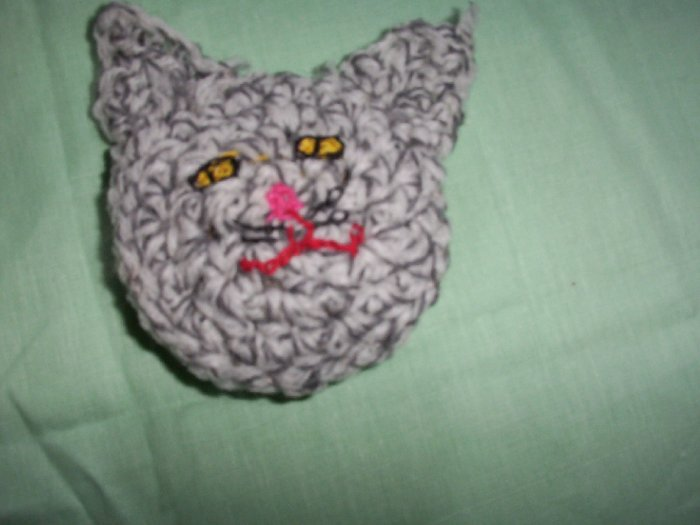 Cute Mixed Grey's Catnip Cat